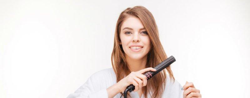 brug det bedste ghd glattejern til dit hår
