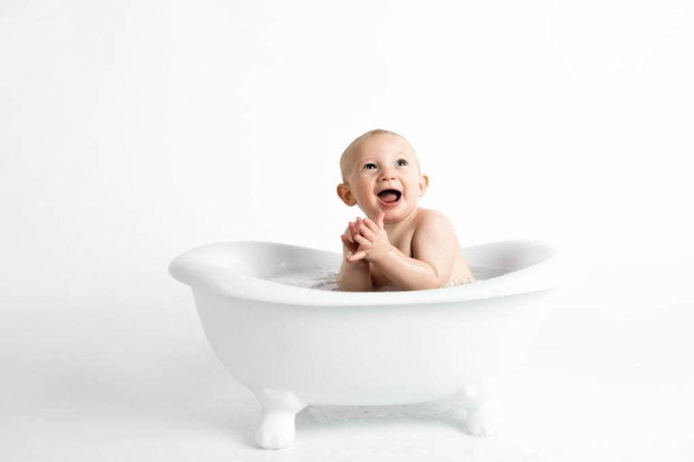 Babybadekar test med de bedste modeller