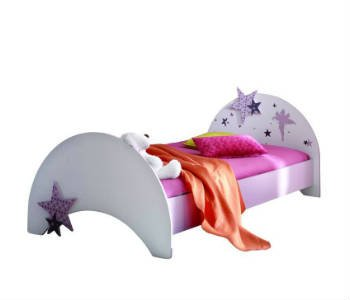 køb en sjov eventyr seng til børneværelset
