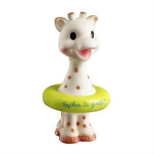 Køb det klassiske Sophie La Girafe badelegetøj