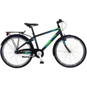 Fornuftig cykel med 7 gear til drengen på 8-10 år