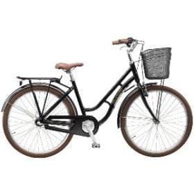 Klassisk og komfortabel cykel til piger på 8-10 år