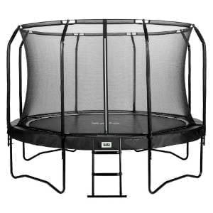 Salta trampolin med net - Premium - Ø 366 cm  Inkl. stige, sikkerhedsnet og cover