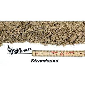 Strandsand BigBag med 0,5m3 (850 kg)