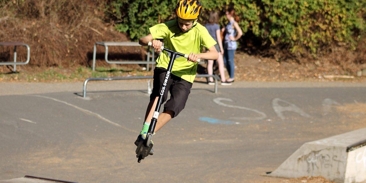Stunt Løbehjul