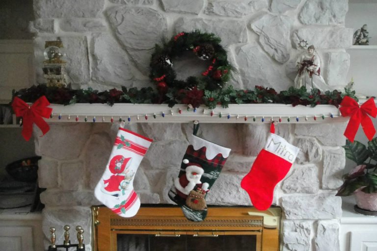 køb julesok med navn til børn