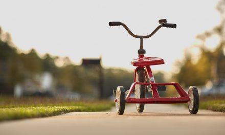 Trehjulet Cykel