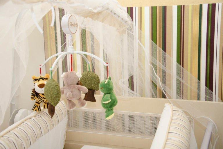 køb en praktisk hængevugge til baby