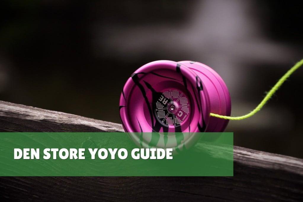 Den STORE Yoyo Guide